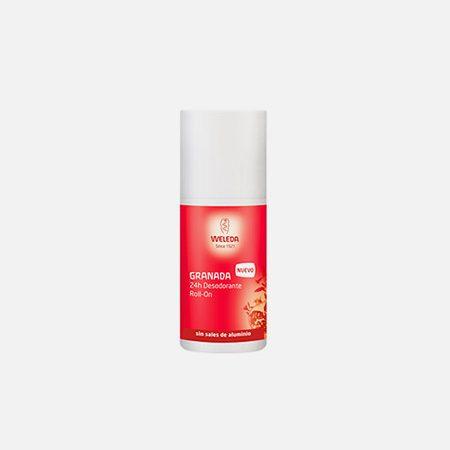 Desodorizante Roll-on de Romã – 50ml – Weleda