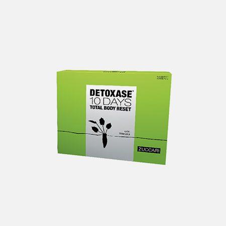 Detoxase 10 Dias Total Body Reset (Com Wasabi) – 10 Stick-Packs – Zuccari