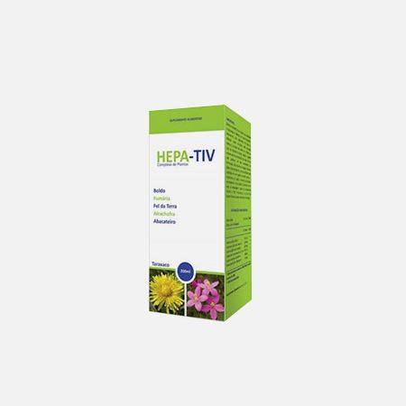 Hepativ xarope – 200ml – Soldiet