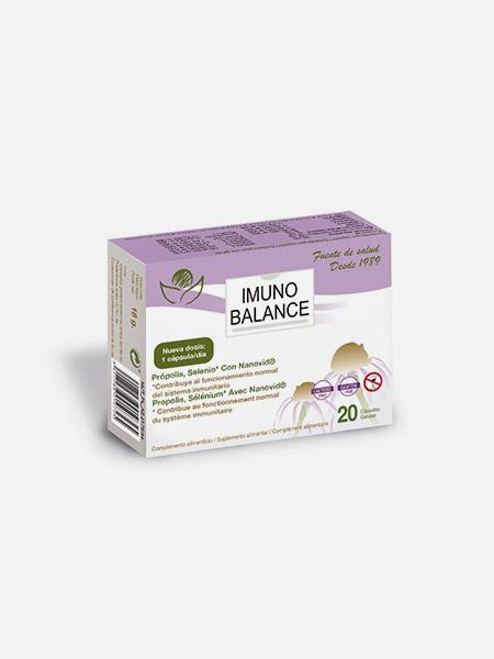 Imunobalance - 20 cápsulas - Bioserum