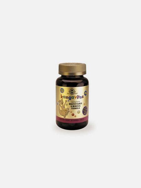 Kangavites Tropical - 60 comprimidos - Solgar