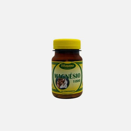 Magnésio – 30 comprimidos – Soldiet