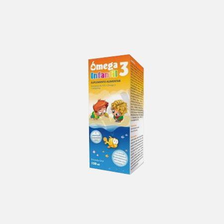 Omega 3 Infantil xarope – 150ml – Soldiet