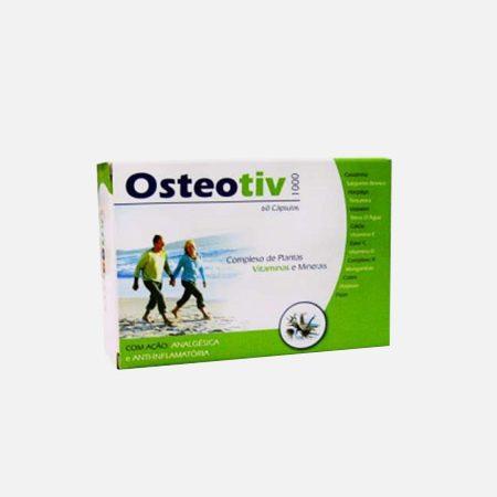 Osteotiv – 60 cápsulas – Soldiet