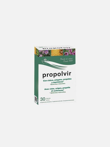 Propolvir - 30 comprimidos - Bioserum