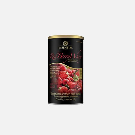 Red Berry Whey – 510g – Essential Nutrition