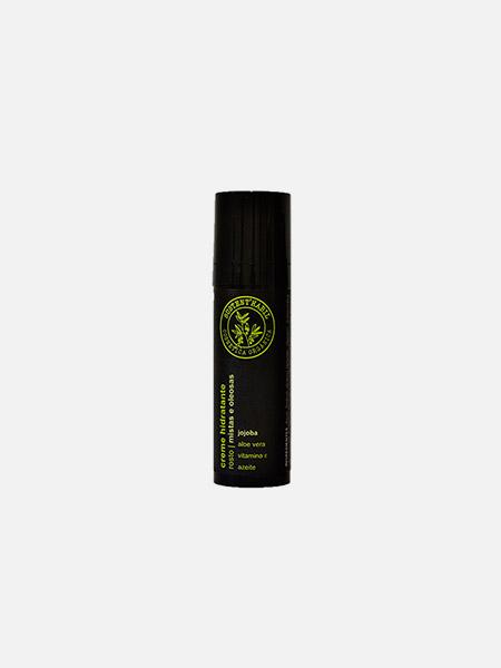Sustent Habil Creme hidratante Pele OLEOSA e MISTA - 30ml - Calêndula