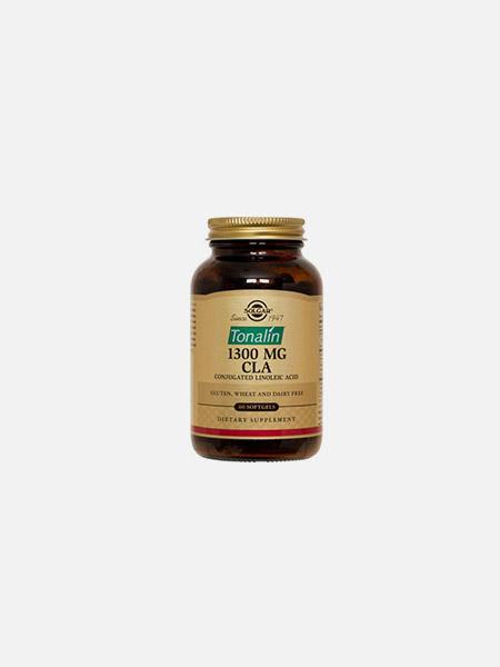 Tonalin CLA 1300 mg - 60 cápsulas - Solgar