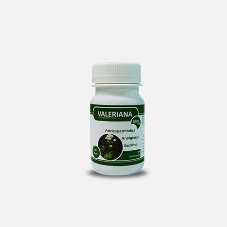 Valeriana – 100 comprimidos – Soldiet