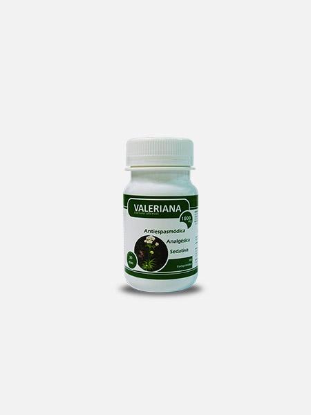 Valeriana - 100 comprimidos - Soldiet