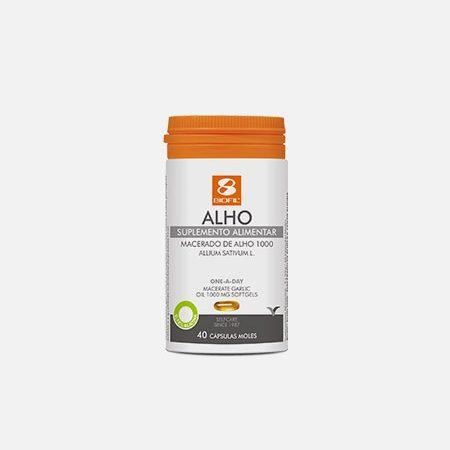 Alho 1000 – 40 cápsulas – BioFil