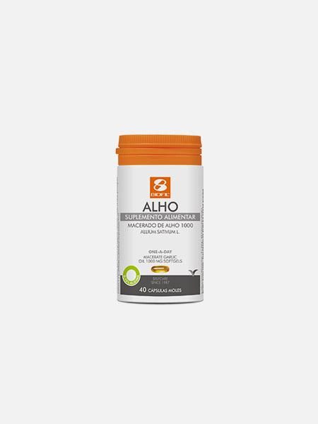 Alho 1000 - 40 cápsulas - BioFil