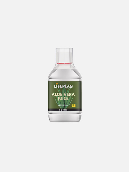 Aloe Vera Juice - 500ml - LifePlan
