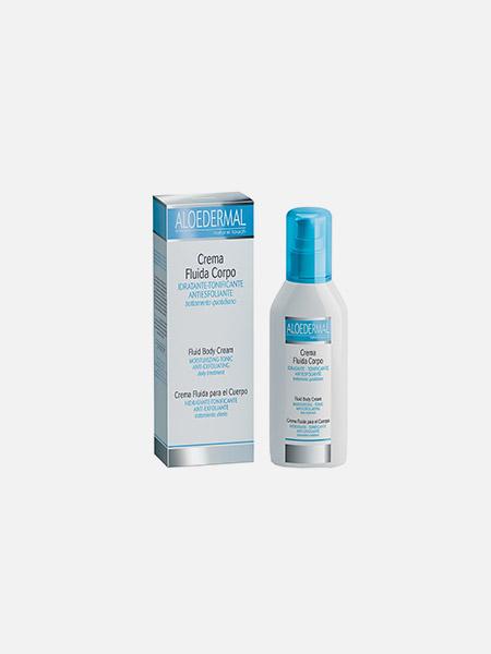 Aloedermal Creme Hidratante E Tonificante De Corpo - 200ml - ESI