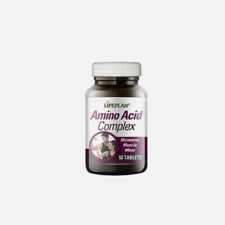 Amino Acid Complex – 50 cápsulas – LifePlan