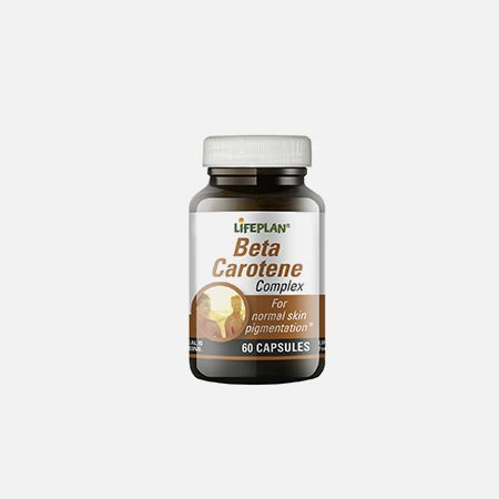 Beta Carotene – 60 cápsulas – LifePlan