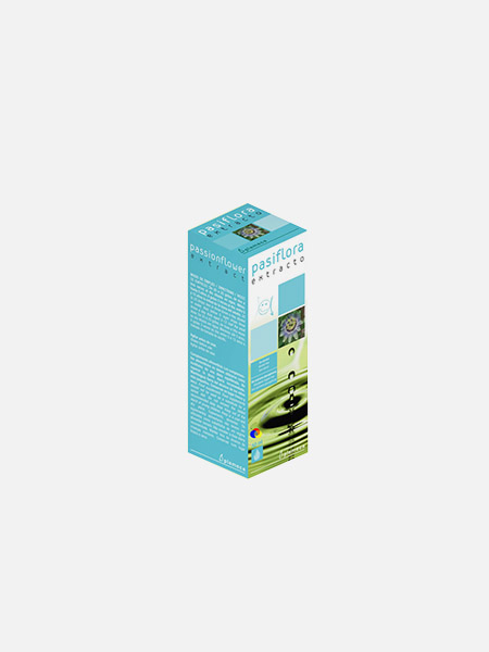 Extracto Passiflora gotas - 50ml - Plameca