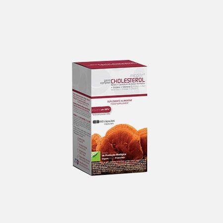 Ganocomplex Cholesterol – 60 cápsulas – Micolife