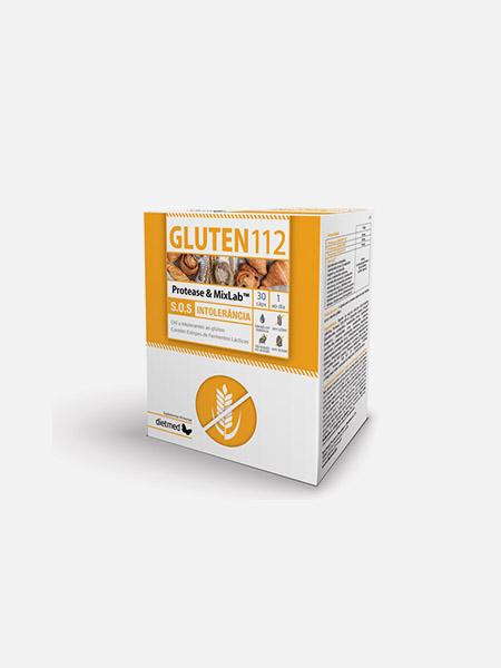 Gluten 112 - 30 cápsulas - DietMed