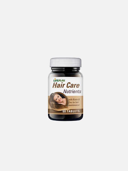 Hair Care Nutrients - 60 comprimidos - LifePlan