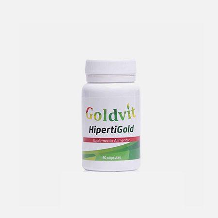 HipertiGold – 60 cápsulas – Goldvit