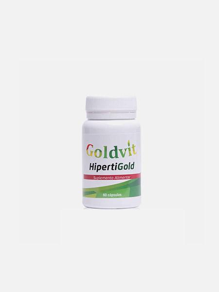 HipertiGold - 60 cápsulas - Goldvit