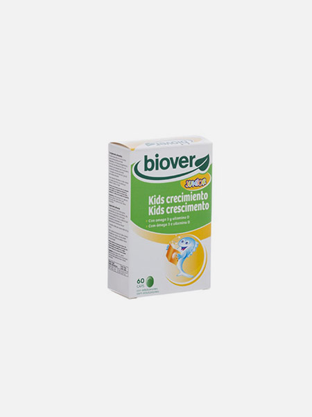 Kids Crescimento - 60 cápsulas - Biover