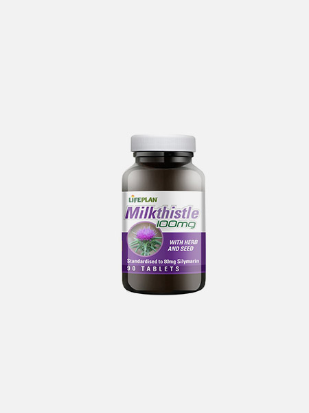 Milk Thistle Extract - 90 comprimidos - LifePlan