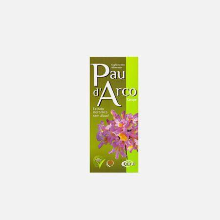 Pau D' Arco Xarope – 500ml – Niral