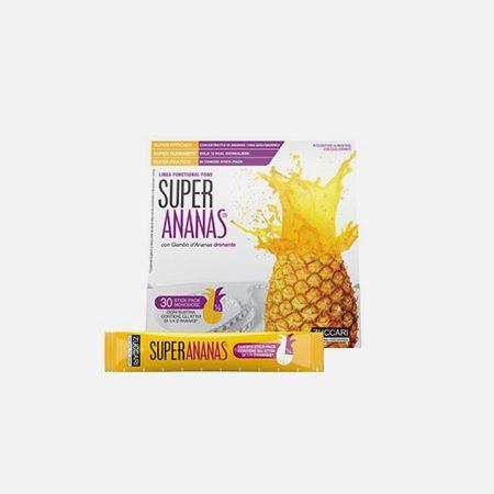 Super Ananás – 30 saquetas – Zuccari