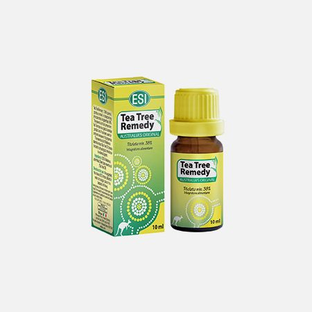 Tea Tree Remedy Oil 100% puro – 10ml – ESI