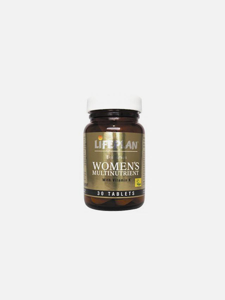 Womens Multinutrient - 30 comprimidos - Biover