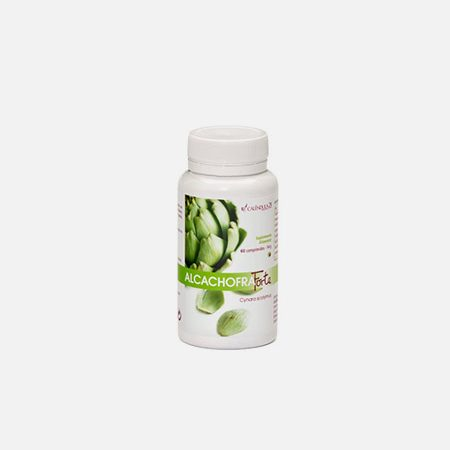 Alcachofra Forte – 60 comprimidos – Calêndula