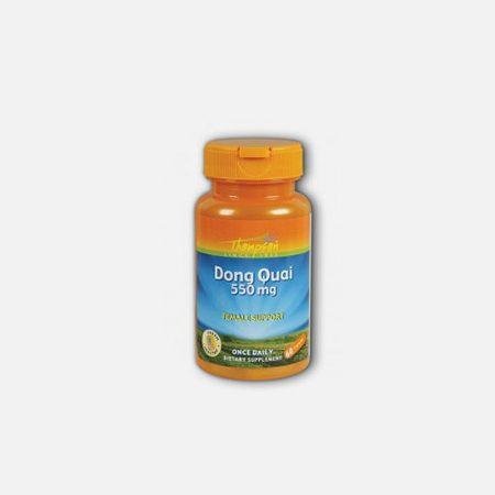 Dong Quai – 60 comprimidos – Thompson
