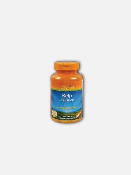 Kelp 225mcg - 200 comprimidos - Thompson