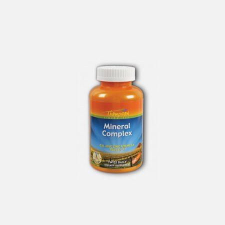 Mineral Complex – 100 comprimidos – Thompson