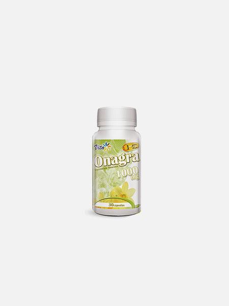 Onagra - 30 cápsulas - Vita