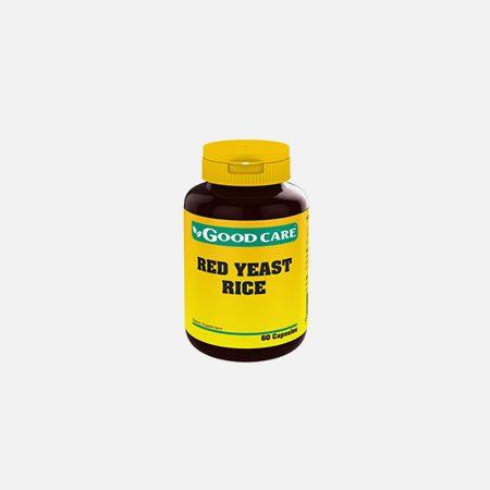 Red Yeast Rice – 60 cápsulas – Good Care