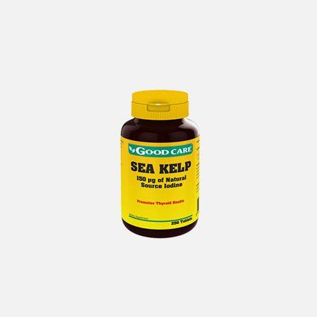 Sea Kelp – 250 comprimidos – Good Care