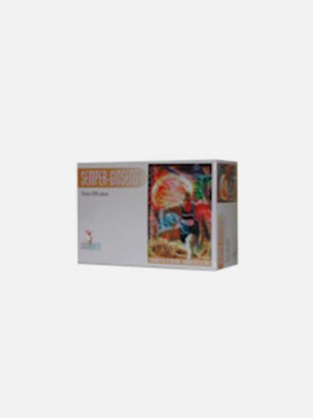 Semper Ginseng - 100 cápsulas - Lusodiete