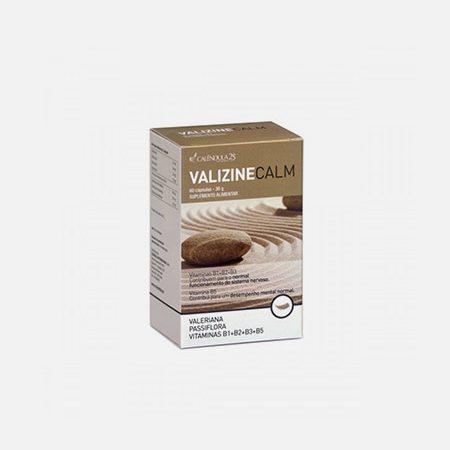 Valizine Calm – 60 cápsulas – Calêndula