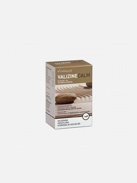 Valizine Calm - 60 cápsulas - Calêndula