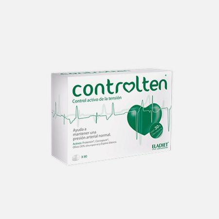 Controlten – 60 comprimidos – Eladiet