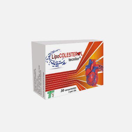 LipoColesterol – 30 comprimidos – Tecnilor