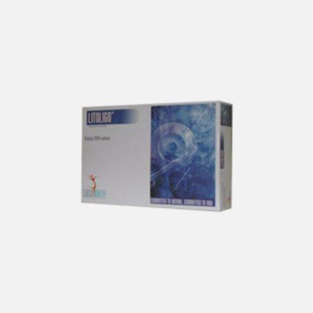 Litoligo – 20 ampolas – Lusodiete