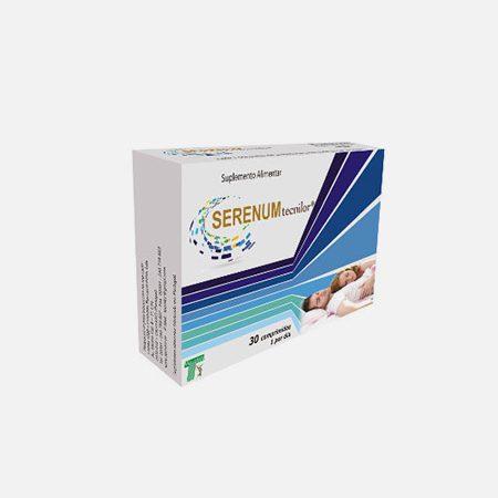SERENUM – 30 comprimidos – Tecnilor