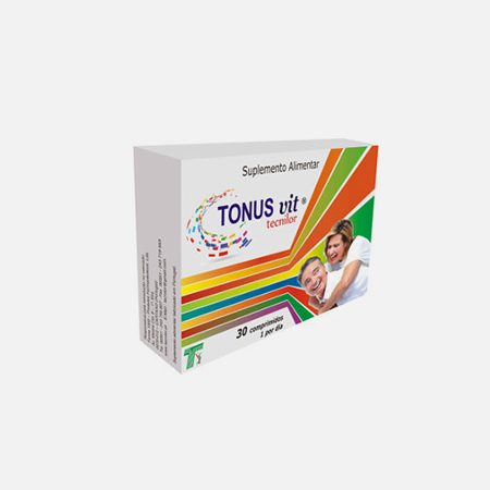 TONUS vit – 30 comprimidos – Tecnilor