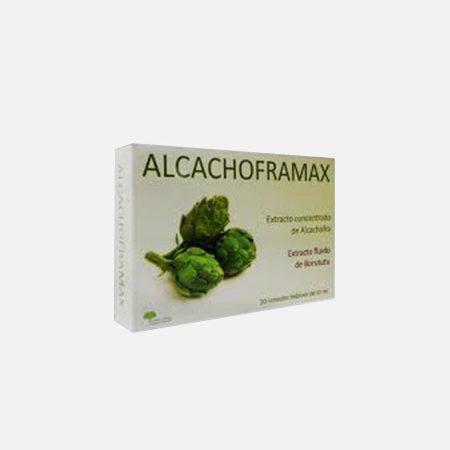 Alcachoframax Forte – 20 ampolas – Natural e Eficaz