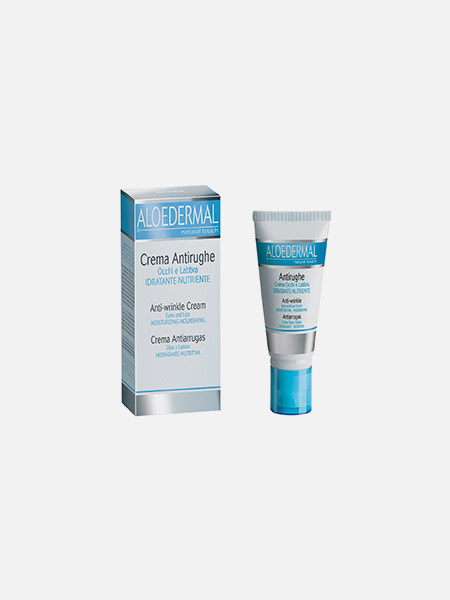 Aloedermal Creme Anti-Rugas - 30ml - ESI