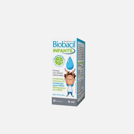 Biobacil INFANTIL – 8ml – Farmodiética